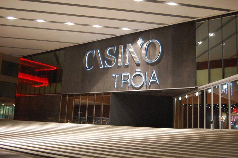 casino troia emprego